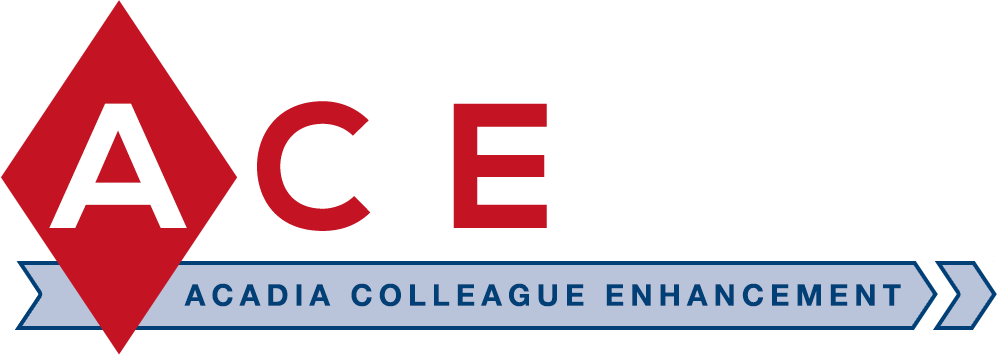 acadia colleague enhancement logo
